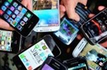 Thị trường smartphone toàn cầu có thể tới 2019 mới tăng trưởng trở lại
