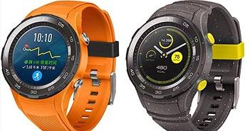Huawei Watch 2 (2018) ra mắt: sử dụng nanoSIM nghe gọi, lướt web độc lập, giá 240 USD