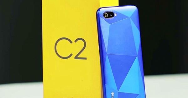 Realme C2 bắt đầu được bán tại Việt Nam với giá từ 2,79 triệu đồng