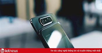 Loạt smartphone có camera trượt, xoay đáng chú ý