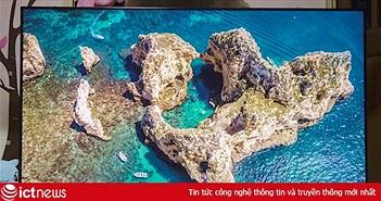TV Samsung QLED 8K 2019: Thiết kế tối giản, hình ảnh được nâng cấp tối đa