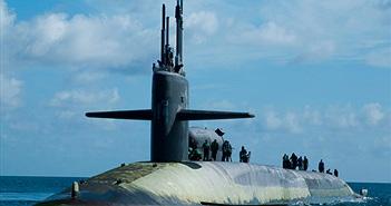 Tàu ngầm tấn công hạt nhân Nga-Mỹ mang theo gì khi đi biển?