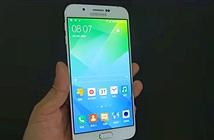 Xuất hiện clip trên tay smartphone mỏng nhất của Samsung