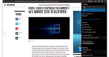 Microsoft ra mắt Windows 10 (10158) cho PC