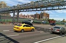 Hôm nay (1/7) bắt đầu thu phí đường bộ tự động
