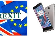 Thị trường smartphone cũng chịu ảnh hưởng từ... Brexit
