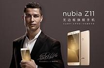 ZTE thả quái vật Nubia Z11 ra cùng Cristiano Ronaldo