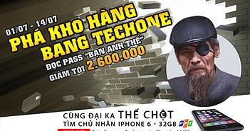 Smartphone sale sập sàn- Phá kho hàng TechOne