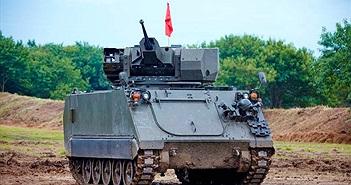 """Philippines """"nhờ"""" Israel nâng cấp thiết giáp M113 sau đại chiến ở Marawi"""
