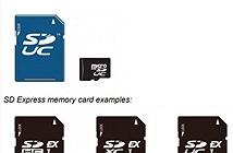 Thẻ SD chuẩn mới có dung lượng 128TB, tốc độ gần 1GB/s