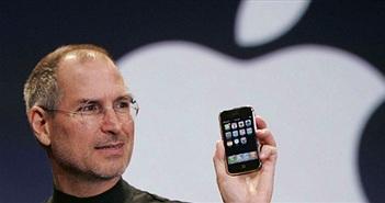 Ngày này cách đây 12 năm, chiếc iPhone đầu tiên đã ra mắt