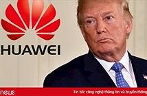 Nhà Trắng: Huawei chỉ được mua hàng hóa phổ biến, hạn chế thiết bị nhạy cảm