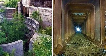 Bí ẩn sửng sốt 2 hầm trú ẩn hạt nhân trong rừng sâu