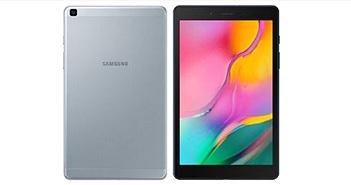 Galaxy Tab A 8.0 (2019) ra mắt: pin 5.100mAh, giá 3,69 triệu đồng