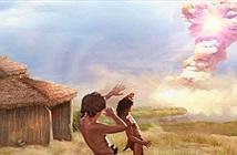 Tiểu hành tinh bay qua phát nổ thiêu hủy cả ngôi làng cổ 13.000 năm trước