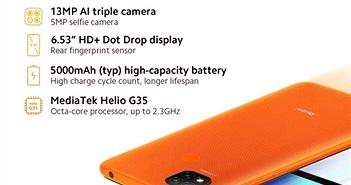 Redmi 9A và Redmi 9C ra mắt: quá nhiều thứ trong chiếc máy giá 2 triệu