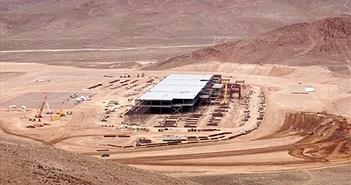 Nhà máy năng lượng Mặt Trời, công trình lớn nhất con người từng xây dựng?