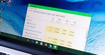 Máy Windows bỗng nhiên chạy chậm thì làm sao?