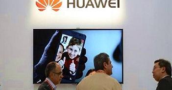 Huawei đặt mục tiêu doanh số kỷ lục cho năm 2016