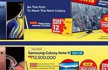 XÁC NHẬN: Giá Galaxy Note 9 chỉ 21,8 triệu đồng