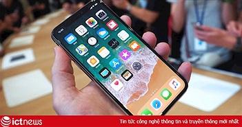 iPhone X giúp Apple lãi kỷ lục