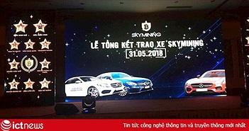 Màn thưởng xe sang chục tỷ của đa cấp lừa đảo Sky Mining