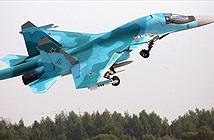 Khoảnh khắc Su-34 phóng tên lửa Kh-31 khiến cả phương Tây rùng mình