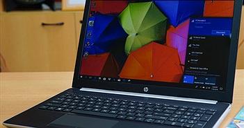 HP 15-da0057TU: lựa chọn tốt cho mùa tựu trường