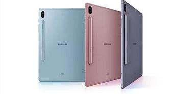 Galaxy Tab S6 ra mắt: Tablet Android mạnh mẽ nhất, giá từ 15 triệu đồng
