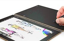[IFA 2016] Lenovo Yoga Book: laptop lai không có bàn phím, dùng bề mặt cảm ứng, Android hoặc Windows