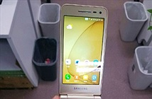 Trên tay smartphone nắp gập Galaxy Folder 2 sắp ra mắt