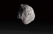 Những vết lõm bí ẩn trên bề mặt của Phobos ở Sao Hỏa