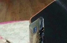 [Galaxy Note 7] Samsung Galaxy Note 7 lại tiếp tục cháy nổ