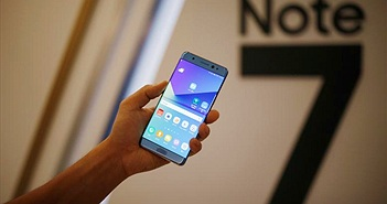 """[Galaxy Note 7] Galaxy Note 7 lại """"có vấn đề"""" khiến Samsung phải hoãn giao hàng"""