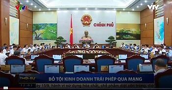 Thủ tướng yêu cầu bỏ điều 292, tiếp tục rà soát các điểm sai sót trong Bộ luật Hình sự năm 2015