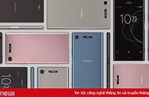 Sony giới thiệu Xperia XZ1 tại Việt Nam, chụp ảnh 3D, giá 15,99 triệu đồng