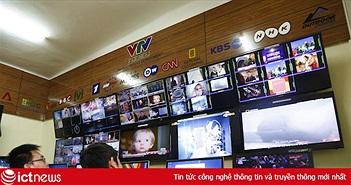 VTV chưa sẵn sàng thành lập doanh nghiệp truyền dẫn phát sóng