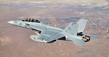 Chiến đấu cơ tác chiến điện tử EA-18G Growler mạnh ra sao ?