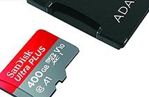 Thẻ microSD dung lượng lớn nhất thế giới