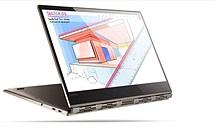 [IFA 2017] Lenovo giới thiệu laptop 2 trong 1 cao cấp Yoga 920, viền mỏng, màn hình 4K
