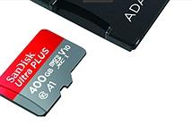 SanDisk giới thiệu thẻ nhớ MicroSD dung lượng 400GB, giá 249USD