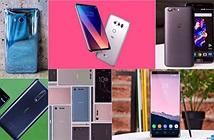 So sánh cấu hình LG V30, Xperia XZ1, Galaxy Note 8 và các flagship hiện nay