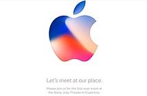 Apple xác nhận iPhone 8 ra mắt ngày 12.9