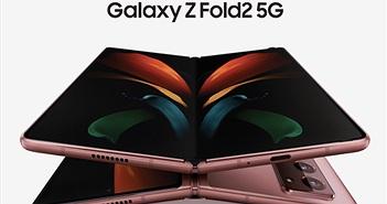 Khách hàng có thể đặt trước Galaxy Z Fold2 từ 1/9