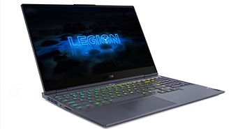 Legion Slim 7i: Laptop gaming mỏng nhẹ, Core i9 HK-series, SSD 2TB, RAM 32GB của Lenovo