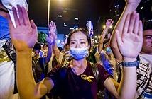 Virus lạ tấn công iPhone của người biểu tình Hồng Kông