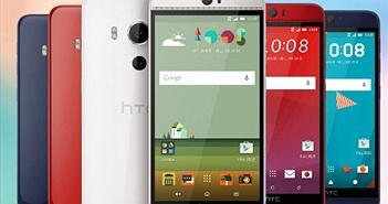 Butterfly 3 - smartphone chống nước mạnh nhất của HTC ra mắt