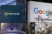 Microsoft và Google đình chiến về bản quyền