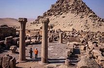 Người Ai Cập vận chuyển đá xây Kim tự tháp Giza bằng cách nào?