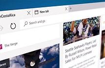 Microsoft lý giải nguyên nhân khiến Edge ít có phần mở rộng